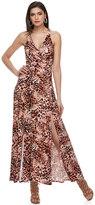 JLO by Jennifer Lopez Women's Racerback Maxi Dress
