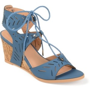 Journee Collection Women's Minny Wedges Women's Shoes