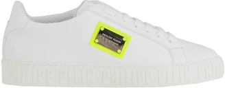 Philipp Plein Leather Sneaker