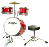 The Well Appointed House Schoenhut 5 Piece Drum Set for Kids