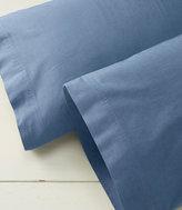 L.L. Bean Chambray Pillowcases, Set of Two