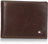 Tommy Hilfiger Men's Logan Zipper Billfold Wallet