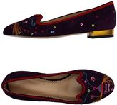 Charlotte Olympia Moccasins