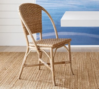 Pottery Barn Parisian Woven Dining Chair