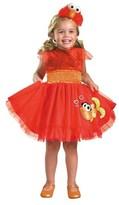 Sesame Street Girls' Toddler Frilly Elmo Costume