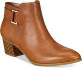 Alfani Women's Adisonn Ankle Booties, Only at Macy's
