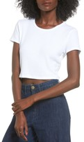 Majorelle Women's Angel Crop Tee