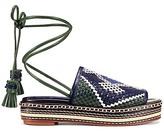 Tory Burch Delano Woven Sandals