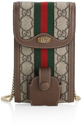 Gucci Ophidia GG Supreme Chain Wallet