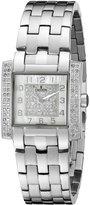 Croton Women's CN207407SSDI Ballroom Analog Display Swiss Quartz Silver Watch