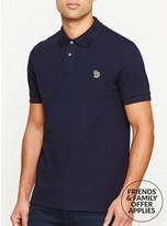 Paul Smith Zebra Logo Polo Shirt