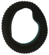 Bouchra Jarrar Wool Knitted Collar