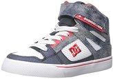 DC Spartan High SE Skate Shoe (Little Kid/Big Kid)
