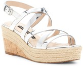 French Connection Liya Platform Wedge Strappy Sandal