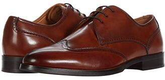 Steve Madden Rummi Oxford (Black Leather) Men's Shoes