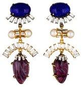 Iradj Moini Chandelier Clip-On Earrings