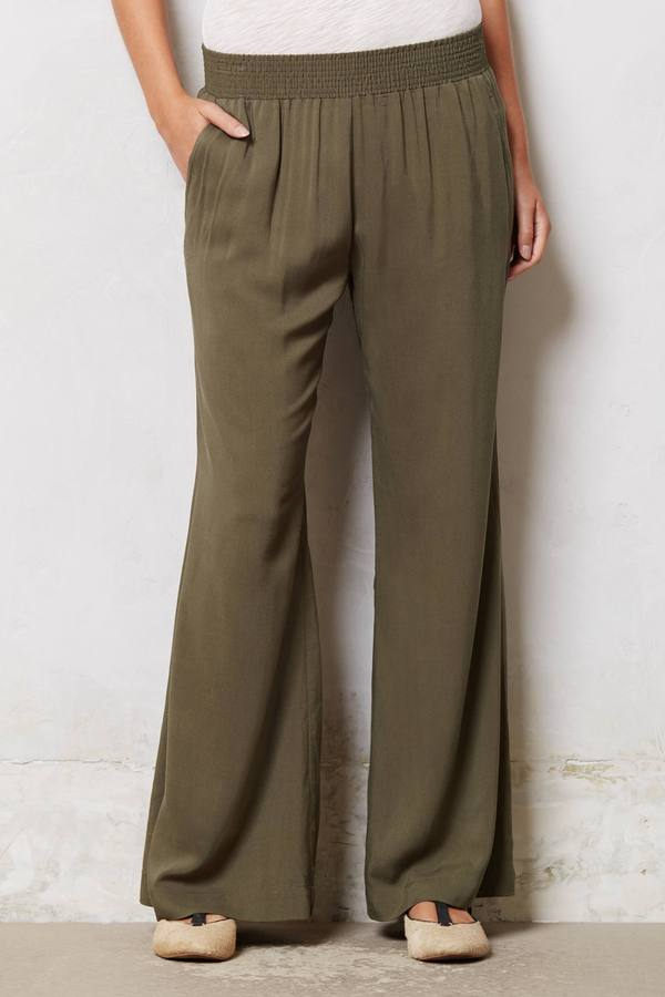 Anthropologie Pascaline Wide-Legs