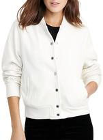 Lauren Ralph Lauren Brushed Bomber Jacket