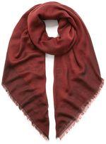 Mulberry Tamara Square Crimson Cotton