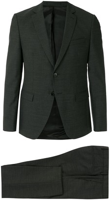 HUGO BOSS Single-Breasted Two-Piece Suit