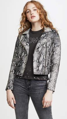 IRO Ashville Printed Jacket