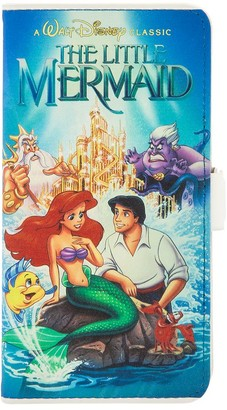 Disney The Little Mermaid VHS Cover iPhone Xs Max Case