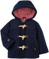 Jo-Jo JoJo Maman Bebe Duffle Jacket (Baby) - Navy-12-18 Months