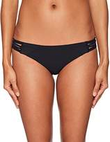 Rip Curl Women's Designer Surf Lattice Hipster Bikini Bottom