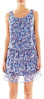 Mng by Mango® Floral Print Dress