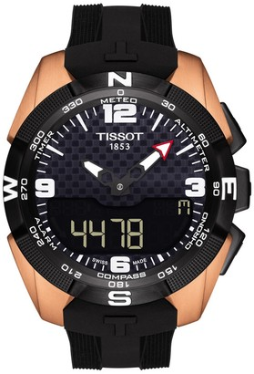 Tissot T-Touch Expert Solar NBA Special Edition Watch, 45mm