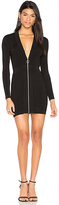 Arc Dion Dress in Black. - size L (also in M,S,XS)