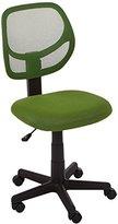 AmazonBasics Low-Back Computer Chair - Green