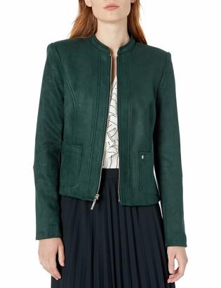 Tommy Hilfiger Women's Zip Front Jacket