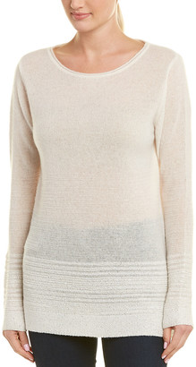 InCashmere In Cashmere Sequined Sweater