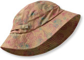 L.L. Bean Women's Packable H2OFF Rain Hat