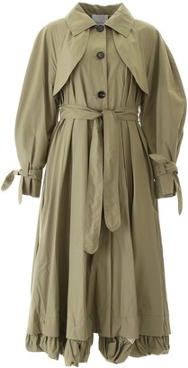 Patou trench coat