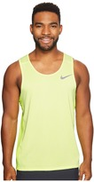 Nike Breathe Running Tank Men's Sleeveless