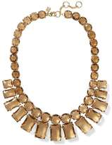Banana Republic Cut Gemstones Frontal Necklace