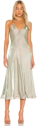 Vince Iridescent Cami Dress