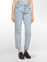 Calvin Klein Boyfriend Fit Light Marbled Jeans