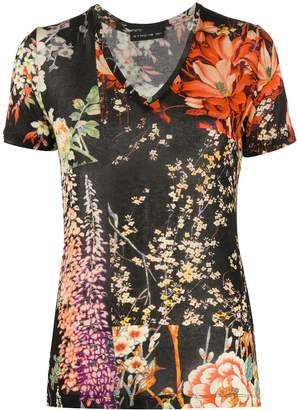 Etro floral-print jersey T-shirt