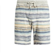 Faherty Multi-striped cotton shorts