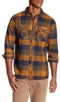 Tavik Vincent Regular Fit Plaid Shirt