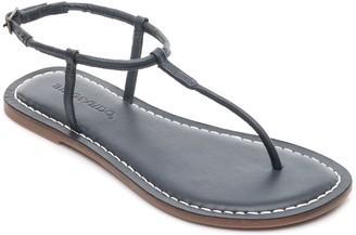 Bernardo Leather Sandals - Lilly