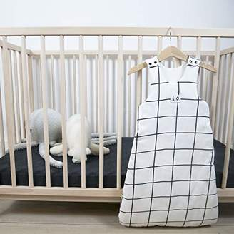 WILDFIRE Sleeping Bag in Grid Print Large