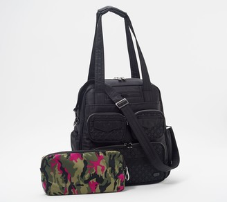 Lug Overnight Tote and Bonus Packable - Puddle Jumper