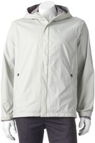 Dockers Men's Hooded Rain Jacket