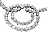 Van Cleef & Arpels Platinum 950 Over Diamond Necklace