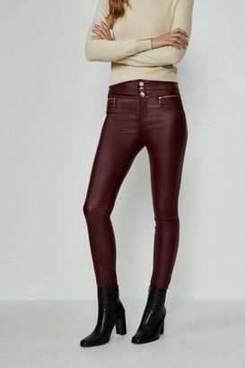Coast Coated Jeans