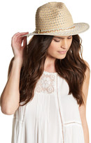 Betsey Johnson Panama Hat